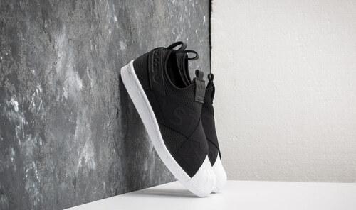 adidas Originals adidas Superstar Slip-On W Core Black  Core Black  Ftw  White 711960bbb2