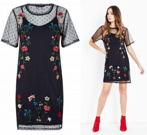Dámské květované šaty NEW LOOK - Glami.cz d3e82351c5c