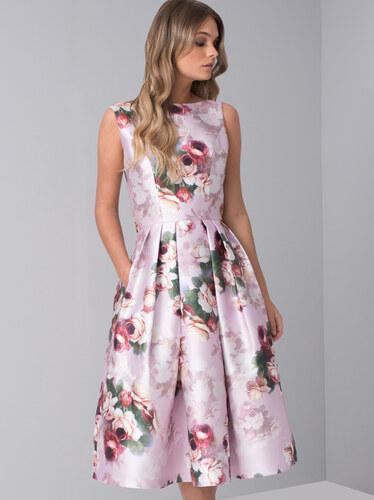 Společenské šaty Chichi London Ariyah - Glami.cz d5667c7a28