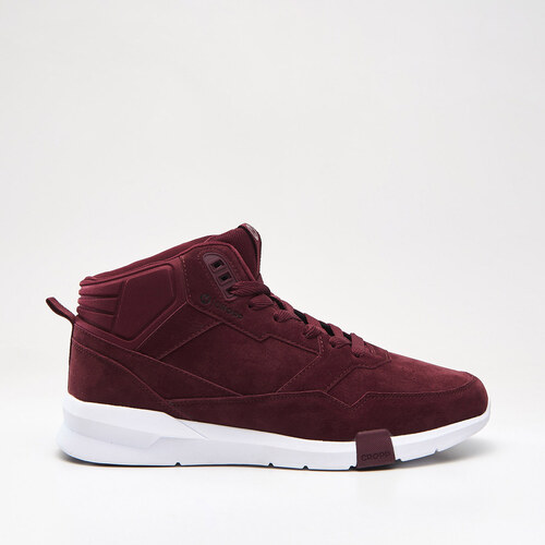 Cropp Magasszárú sneakers cipő ronin by cropp Bíbor