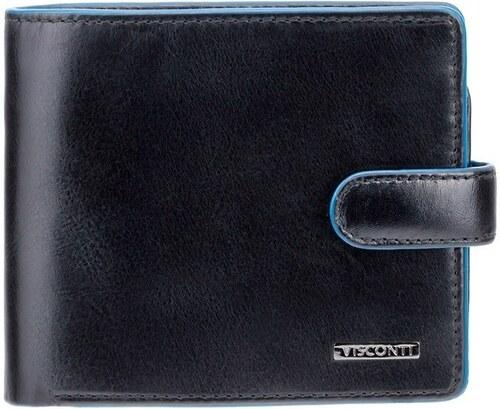 bb11260119d Visconti klasická elegantní pánská peněženka s RFID - Glami.cz