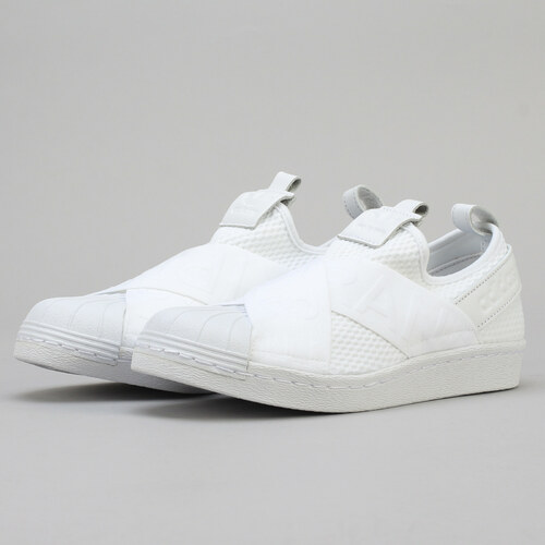 adidas Superstar Slipon W ftwwht   ftwwht   cblack - Glami.cz dc55126d0c