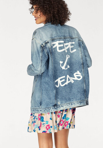 Pepe Jeans farmerdzseki »SKYLAR« - Glami.hu 9f55a325cc