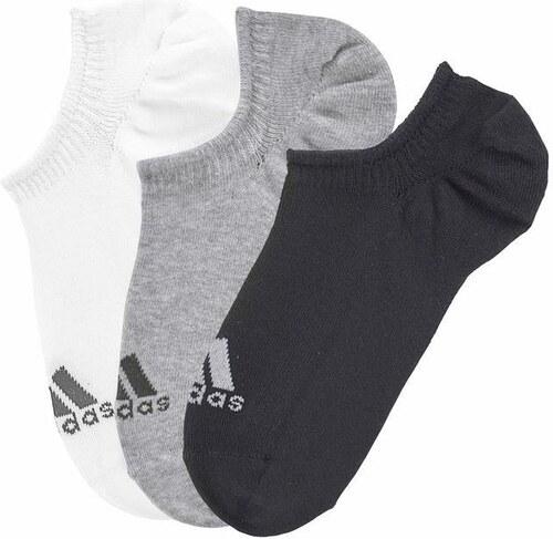 459af6ca67d ADIDAS PERFORMANCE Sportovní ponožky šedý melír   černá   bílá ...