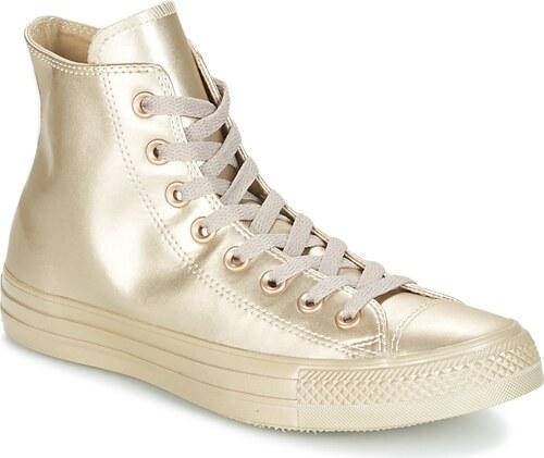 -17% Converse CHUCK TAYLOR ALL STAR LIQUID METALLIC HI LIQUID METALLIC HI  GOLD 5eb27ad26c
