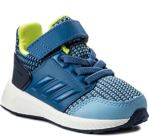 Cipő adidas - RapidaRun El I CQ0140 Ashblu Traroy Nobind - Glami.hu 30a3f04294