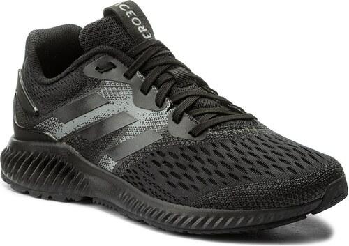 6d9c0d3cec Cipő adidas - Aerobounce M CQ0819 Cblack/Cblack/Grefou - Glami.hu