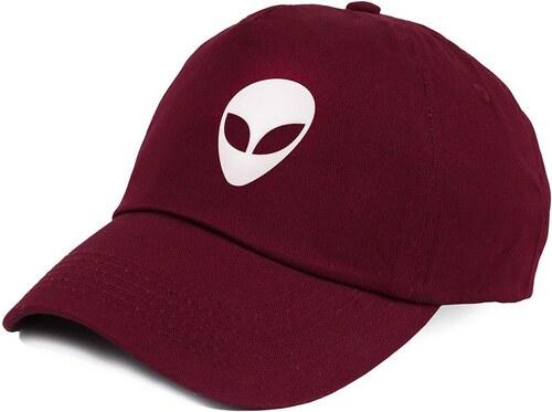 ForQueen Siltes sapka Baseball Alien - Glami.hu bed5a577af