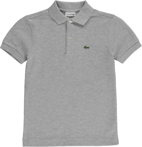 Lacoste Basic Polo Shirt Grey 871426 - Glami.cz 74da4091c9