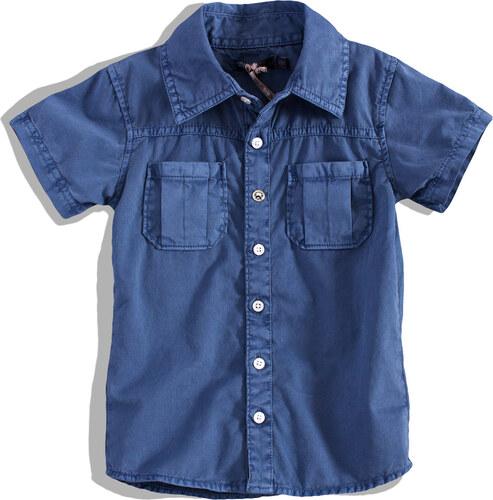Chlapecká košile krátký rukáv DIRKJE - Glami.cz c72d991cb5