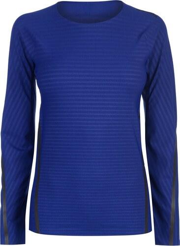 6faf0e2bc39a7 adidas TechFit Long Sleeve T Shirt Ladies Mystery Ink - Glami.sk