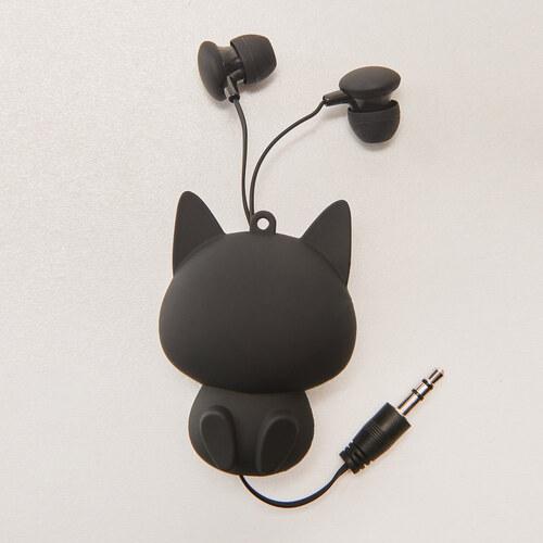 House - Iem hallójárati fülhallgató virágokkal - Fekete - Glami.hu d01869a8ad