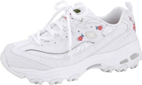 b8033fe6e7 Sneaker obuv Skechers biela - Glami.sk