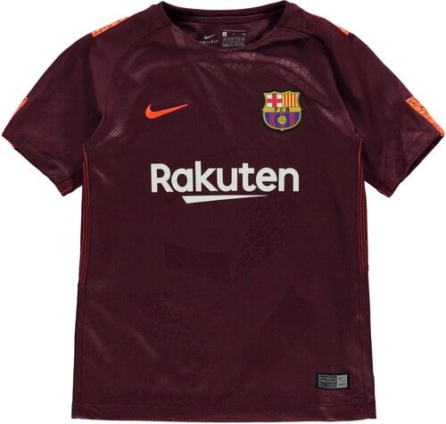 45aa2b6ae9 Mez Nike Barcelona Third Shirt 2017 2018 Junior - Glami.hu