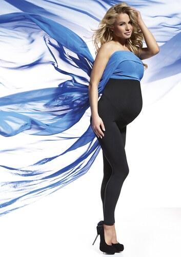 Bas Bleu Zateplené těhotenské legíny Anabel čierne - Glami.sk c8fb0192cb