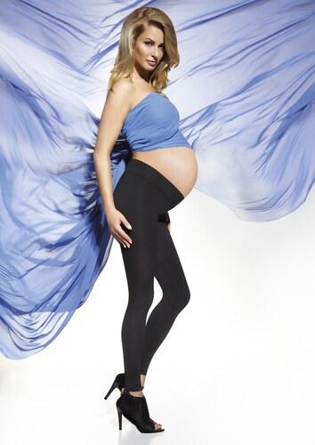Bas Bleu Zateplené těhotenské legíny Suzy - Glami.sk 022db864eb