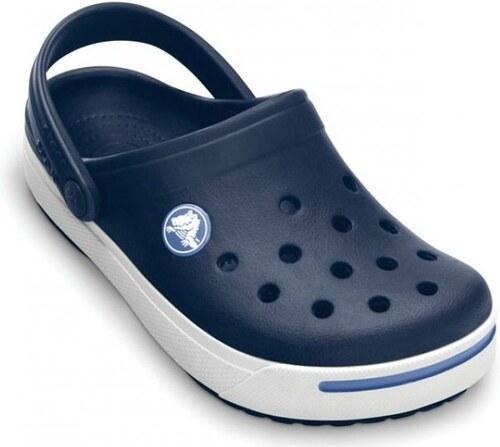 Crocs Detské sandále Crocband II - tmavo modré - Glami.sk 410909c68b5