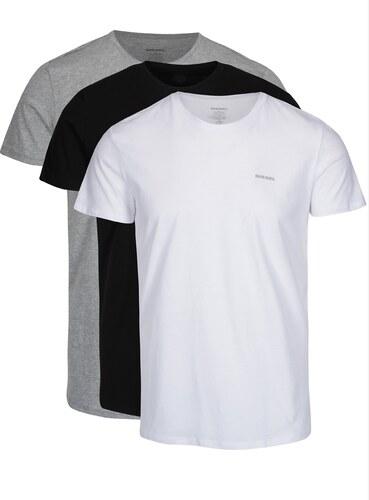 Sada tří triček pod košili v bílé c1c2a8c80a