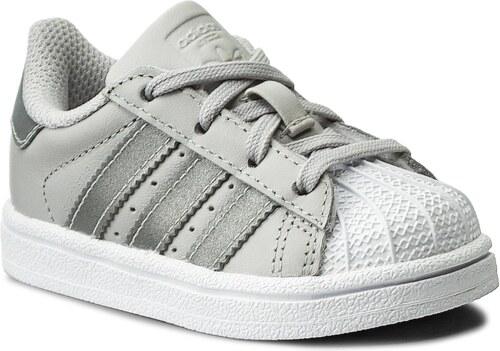 Topánky adidas - Superstar I CQ2855 Lgsogr Silvmt Ftwwht - Glami.sk 719b3ee437