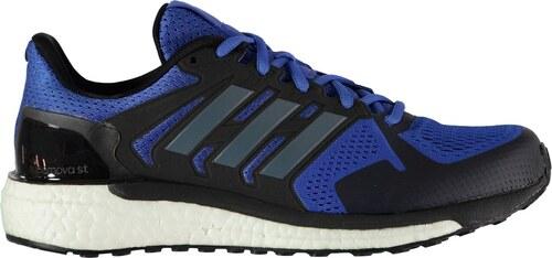 adidas Supernova ST pánské běžecké boty Blue Red - Glami.cz 61aefdd59a