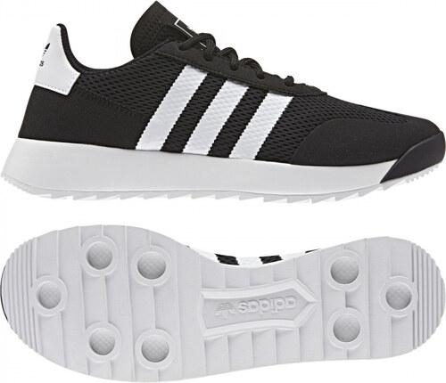 4e7582a706 Dámske tenisky adidas Originals FLB W (Čierna   Biela) - Glami.sk