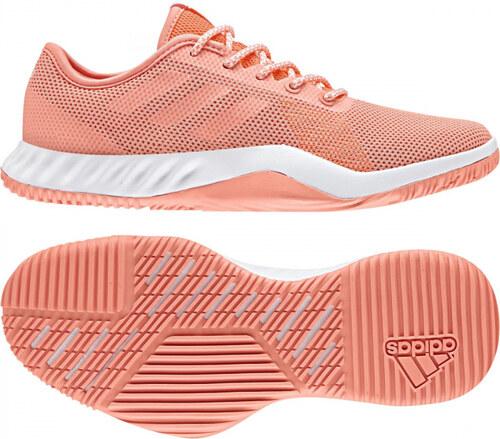 Dámské fitness boty adidas Performance CrazyTrain LT W (Oranžová   Bílá    Broskvová) 21d6e0c3dd