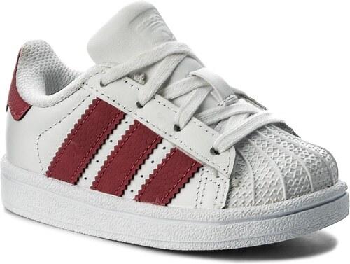 Cipő adidas - Superstar I CQ2858 Ftwwht Ftwwht Cblack - Glami.hu c157fbc81a