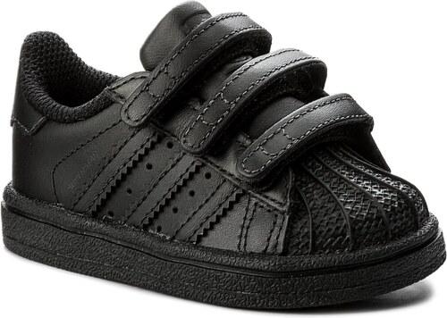 Cipő adidas - Superstar Cf I BZ0417 Cblack Cblack Cblack - Glami.hu 5628c97fca