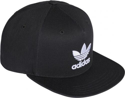 d9847635f Šiltovka adidas Originals AC CAP TRE FLAT (Čierna) - Glami.sk