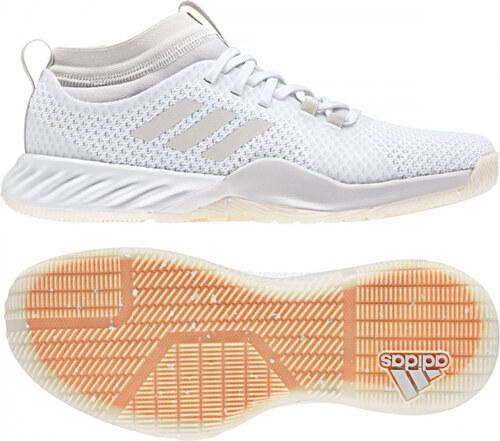 Dámské fitness boty adidas Performance CrazyTrain Pro 3.0 W (Bílá   Slonová  kost   Oranžová 89af116487