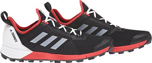 Outdoorové boty adidas Performance TERREX AGRAVIC SPEED (Černá   Bílá    Červená) 70eb203fce