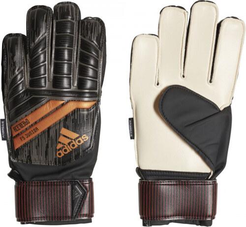 Brankářské rukavice adidas Performance PRE FS JUNIOR (Černá   Oranžová) 0dd7a9ced0