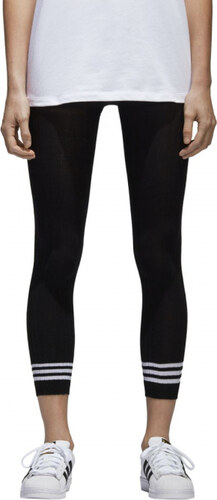 Dámske legíny adidas Originals TIGHT 3 STRIPES (Čierna) - Glami.sk 10687a9d84