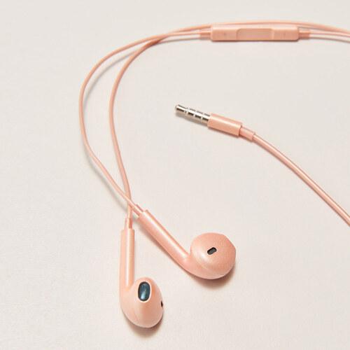 House - Iem hallójárati fülhallgató virágokkal - Rózsaszín - Glami.hu c5ca50e2da