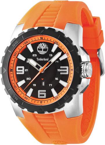 Pánské sportovní hodinky Timberland Barva  oranžová - Glami.cz 093560e950a