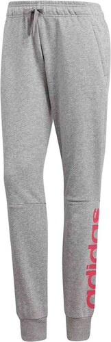 4e2c4b70878d adidas PERFORMANCE Szürke női melegítő nadrág Essentials Linear Pant ...