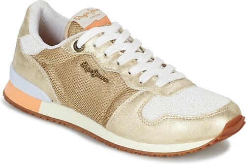 4fbacd75fd Pepe jeans Nízke tenisky GABLE GOLD Pepe jeans - Glami.sk