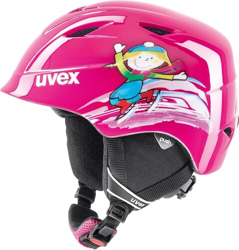 UVEX Airwing 2 Pink (52-54) - Glami.cz 5772cc3d272