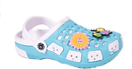Gumové dětské boty Smile bílé 35 - Glami.cz 89f0bda7af