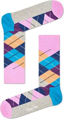 b844635924c Barevné ponožky Happy Socks s károvaným vzorem Argyle-S-M (36-40 ...