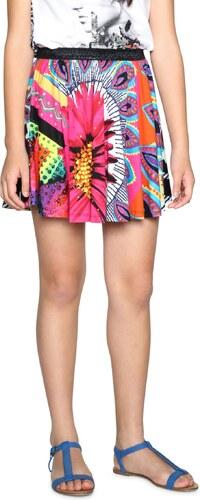 Desigual Deisgual barevná dívčí sukně Fumanya - 5 6 - Glami.cz bcfa71d9c0