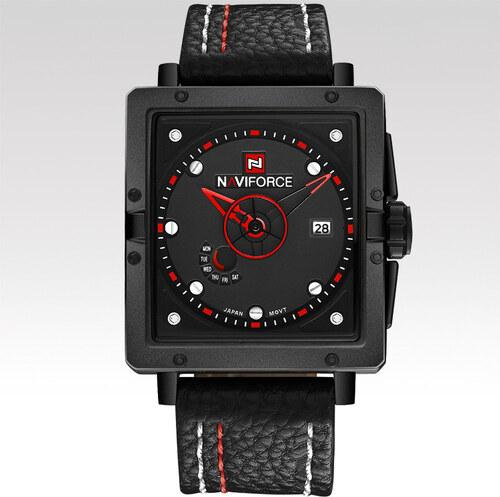 Naviforce pánske hodinky Bunker čierne - Glami.sk 39ac30aea9c