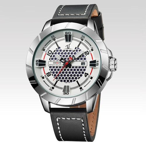 5cd2a569416 Weide Pánské hodinky Spot bílé - Glami.cz