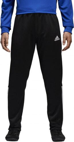 -5% Pánské tepláky adidas Performance REGI18 PES PNT (Černá   Bílá) e43418b654