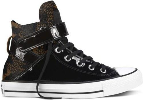 Converse Chuck Taylor All Star Brea Patent Hi (černé) - 549579 ... d9d17272f98