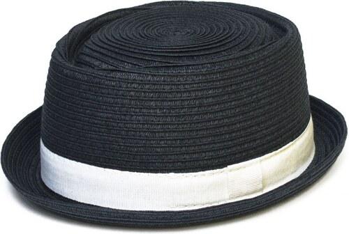 70140f1bc82 Letní klobouk barva černá Assante 161246 - Glami.cz