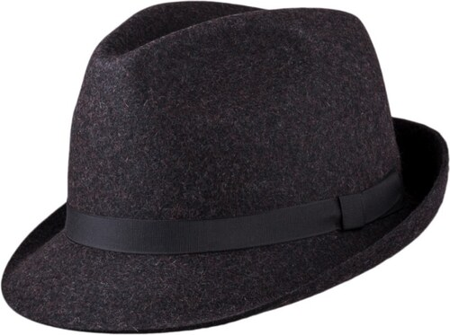 Šedý pánský klobouk Tonak 85048 db7a869570