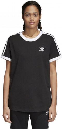 Tričko adidas Originals 3 STRIPES TEE (Černá) - Glami.cz 4d8eb49984c