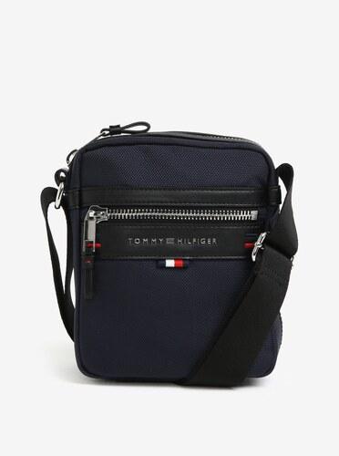 829b8a5ce9 Tmavě modrá pánská crossbody taška Tommy Hilfiger Elevated - Glami.cz