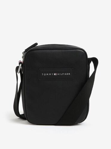 Čierna pánska crossbody taška Tommy Hilfiger The City - Glami.sk c05c02b8a67